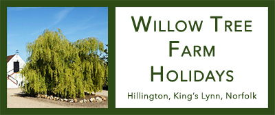 Willow Tree Farm Holidays Norfolk
