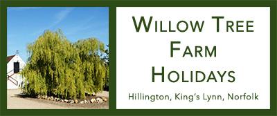 Willow Tree Farm Holidays Norfolk